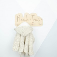 Perchero infantil de madera | Lovely Mint