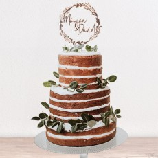 Cake topper corona | Lovely Mint