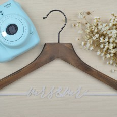 "percha personalizada ""Boheme"" 