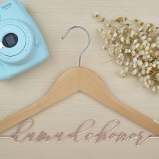 """percha personalizada """"Missus"""" 