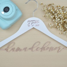 "percha personalizada ""Missus"" 